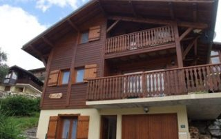 Chalet Cofis Summer Accommodation