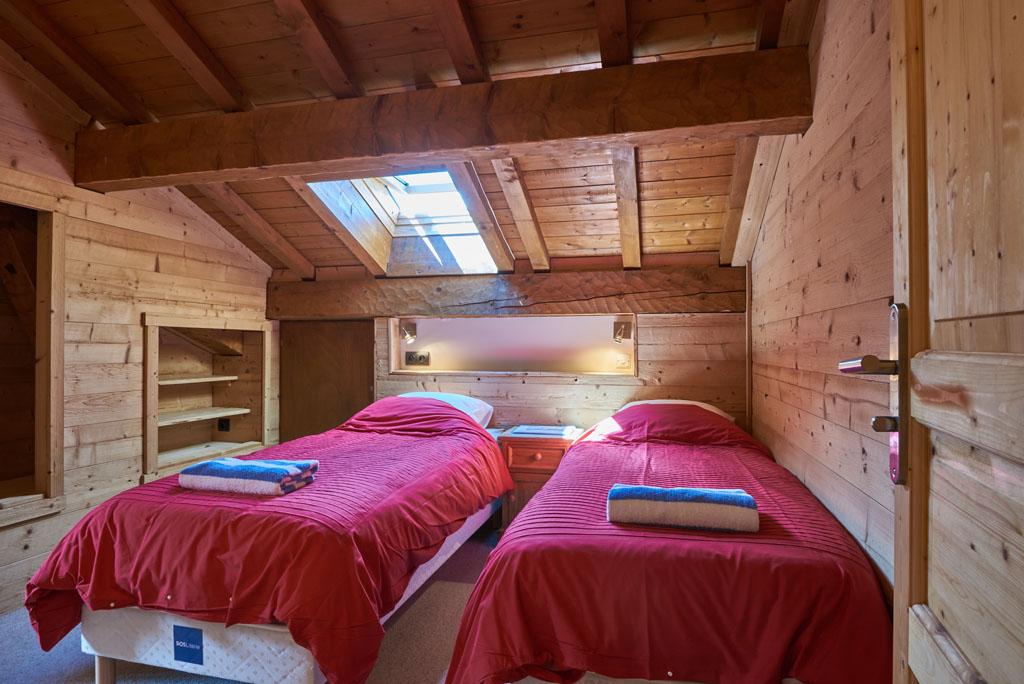 Chalet Aventure Bedroom