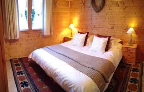 Chalet Cofis Bedroom One