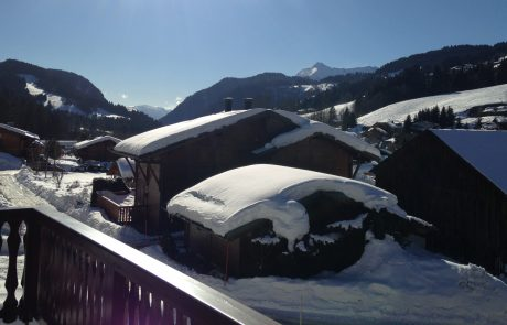 Chalet Cofis Bedroom View