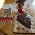 Chalet Aventure Cake