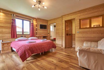 Chalet Aventure - Bedroom Five