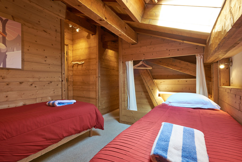 Chalet Aventure Bedroom Three