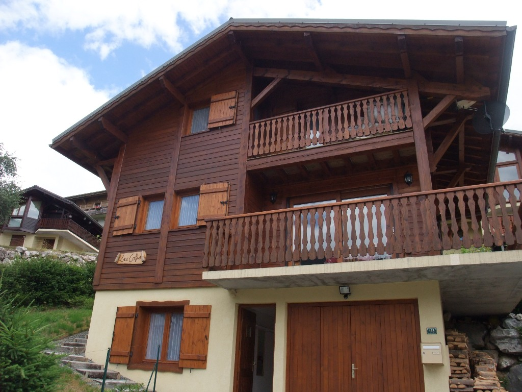 Chalet Cofis Summer