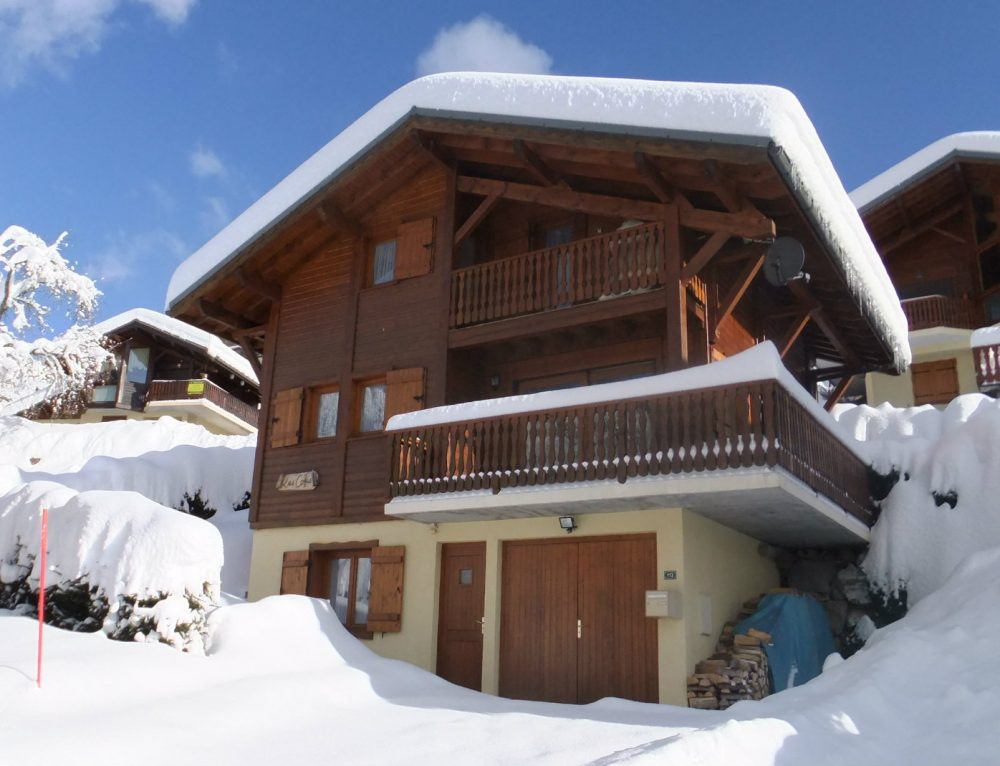 Chalet Cofis Winter