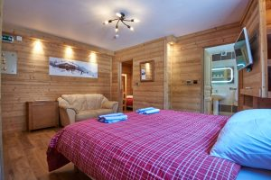 Chalet Aventure Bedroom Four