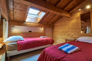 Chalet Aventure Bedroom Three