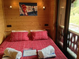 Chalet Aventure Bedroom Two