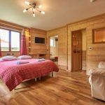 Bedroom Five Chalet Aventure
