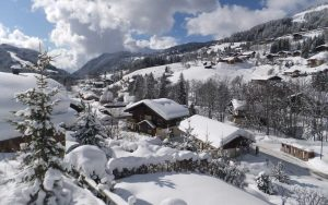 Catered Ski Chalets in Les Gets