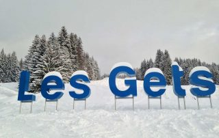 Contact us about Les Gets Ski Holidays