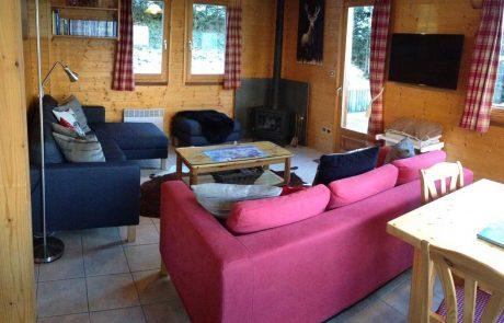 Chalet Cofis Summer Accommodation