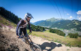 Mountain Biking Holidays in Les Gets, France
