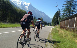Road Cycling Holidays in Les Gets, France