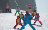 Family Ski Holidays in Les Gets, France