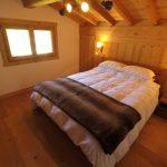 Photo of Bedroom 1 in Chalet Fram, Les Gets
