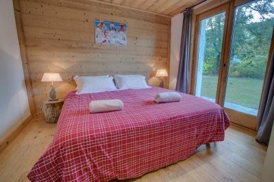 Chalet Fram Bedroom Five