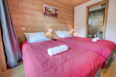 Chalet Fram Bedroom Four