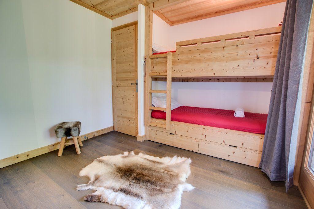 Chalet Fram Bedroom Three Bunk