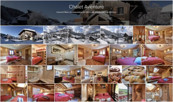 Chalet Aventure Photo Collection