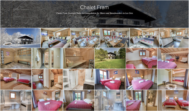 Chalet Fram Photo Collection