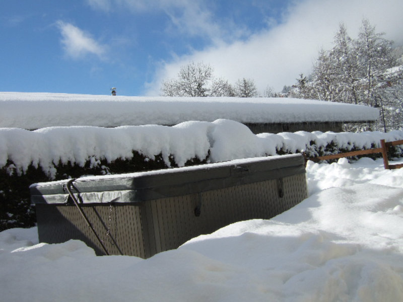 Ski Chalets with Hot Tubs in Les Gets