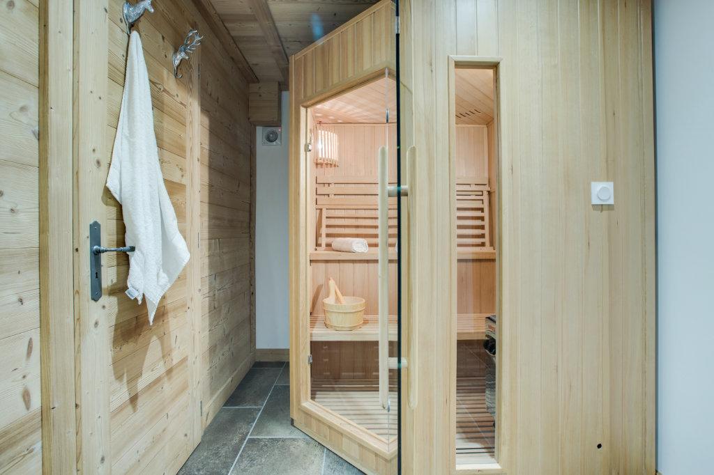 Chalet Fram Sauna