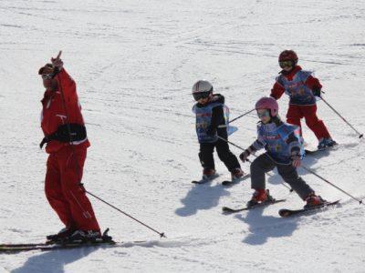 Kids Ski Lesson