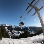Winter Views of Mont Blanc